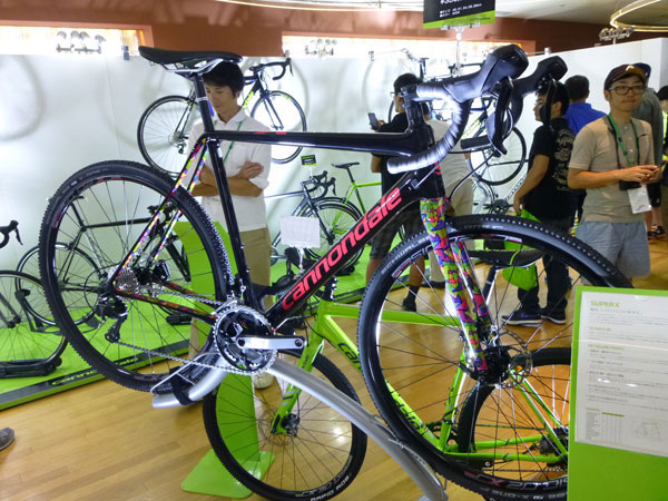cannondale 2017 super x carbon 105 cyclocross bike キャノンデール
