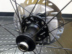 FULCRUM RACING 3 DB DISC BRAKE 2WAY-FIT FRONT HUB WHEEL フルクラム レーシングスリー ディスク ブレーキ