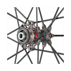 FULCRUM RACING ZERO CARBON DB DISC BRAKE WHEEL FRONT HUB フルクラム レーシングゼロ カーボン ディスク ブレーキ ホイール