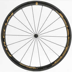 FULCRUM SPEED 40 C SPEED40C WO GOLD LIMITED EDITION FRONT WHEEL フルクラム スピード クリンチャー ゴールド ホイール