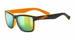 UVEX lgl 39(ウベックス サングラス  エルジーエル39 ブラックマットオレンジ)