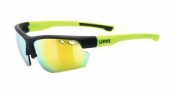 UVEX sportstyle 115(ウベックス サングラス スポーツスタイル ブラックマットイエロー)