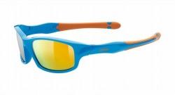 UVEX sportstyle 507(ウベックス サングラス スポーツスタイル 507 ブルーオレンジ)
