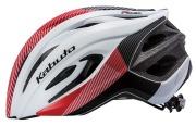 OGK KABUTO HELMET RECT MAT WHITE RED OGK カブト ヘルメット レクト マットホワイトレッド