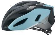 OGK KABUTO HELMET AERO-V1 MAT BLUE GRAY OGK カブト ヘルメット エアロ-V1 マットブルーグレー
