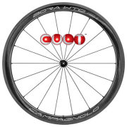 CAMPAGNOLO BORA WTO 45 2WAY-FIT TUBELESS CULT BEARING WHEEL BRIGHT F (カンパニョーロ ボーラ 45mm カルトベアリング ホイール)