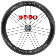 CAMPAGNOLO BORA WTO 60 2WAY-FIT TUBELESS CLINCHER CULT BEARING(カンパニョーロ ボーラ 60mm カルトベアリング ホイール)