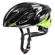 uvex helmet boss race black green ウベックス ヘルメット ボス レース ブラック グリーン