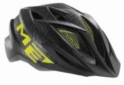 MET CRACKERJACK BLACKGREEN メット クラッカージャック ブラックグリーン ジュニアバイク用 ヘルメット