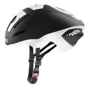 uvex helmet ED Aero black white ウベックス ヘルメット ED エアロ ブラック ホワイト