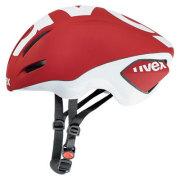 uvex helmet ED Aero red white ウベックス ヘルメット ED エアロ レッド ホワイト