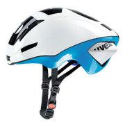 uvex helmet ED Aero white blue ウベックス ヘルメット ED エアロ ホワイト ブルー