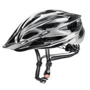 uvex helmet oversize darksilverblack ウベックス ヘルメット オーバーサイズ ダークシルバーブラック
