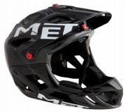 MET HELMET PARACHUTE HES BLACK  メット ヘルメット パラシュート HES ブラックアンスラサイト マウンテンバイク用