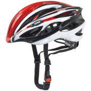 uvex helmet race1 redwhite ウベックス ヘルメット レースワン レッドホワイト
