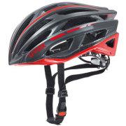 uvex helmet race5 blackred ウベックス ヘルメット レースファイブ ブラックレッド