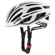 uvex helmet race5 whiteblack ウベックス ヘルメット レースファイブ ホワイトブラック