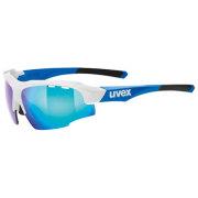 uvex sunglass SPORTSTYLE 107 ウベックス サングラス スポーツスタイル107 ホワイトブルー