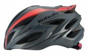 OGK KABUTO HELMET STEAIR-X LINE MAT RED OGK カブト ヘルメット ステア-X ラインマットレッド