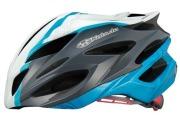 OGK KABUTO HELMET AERO-V1 PEARL WHITE BLUE OGK カブト ヘルメット エアロ-V2 パールホワイトブルー