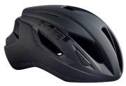 MET STRALE BLACK メット ストラーレ ブラック ロードバイク用 ヘルメット