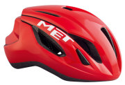 MET STRALE RED メット ストラーレ レッド ロードバイク用 ヘルメット